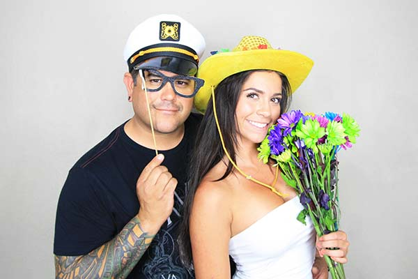 Launch celebration for booth12 photo booth rentals. San Diego's premier photo booth rental!