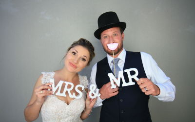 Wedding Photo Booth - booth12